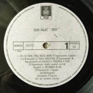 Sejo Kalac - Diskografija 2 R-704113