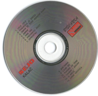 Sejo Kalac - Diskografija 2 R-743511