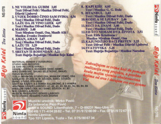 Sejo Kalac - Diskografija 2 R-743514
