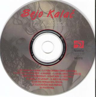 Sejo Kalac - Diskografija 2 R-743515
