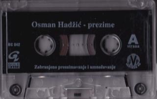 Osman Hadzic - Diskografija  R-773412