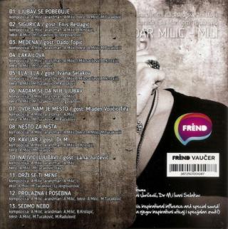 Miligram - Diskografija  R-786114