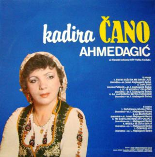 Kadira Cano Ahmedagic - Diskografija R-809712
