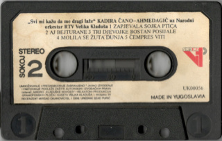 Kadira Cano Ahmedagic - Diskografija R-809715