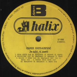 Omer Dizdarevic - Diskografija 2 R-837212