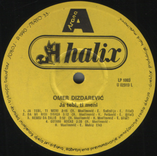 Omer Dizdarevic - Diskografija 2 R-837213