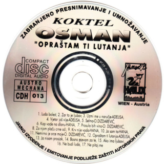 Osman Hadzic - Diskografija  R-837214