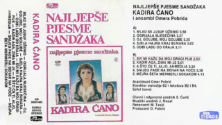 Kadira Cano Ahmedagic - Diskografija R-838811