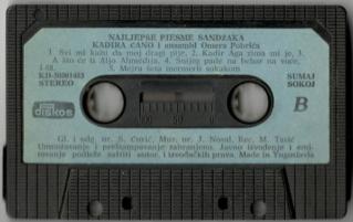 Kadira Cano Ahmedagic - Diskografija R-838812