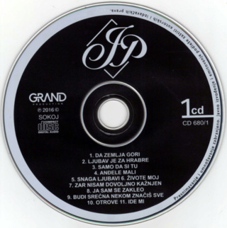Jovan Perisic - Diskografija 2 R-927212