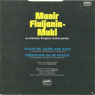 Munir Fiuljanin Muki - Diskografija  R-933310