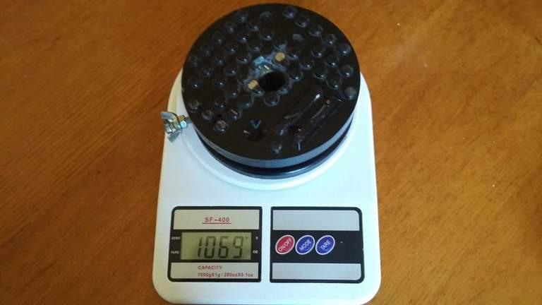 Petit contre poids 1kg 20190727