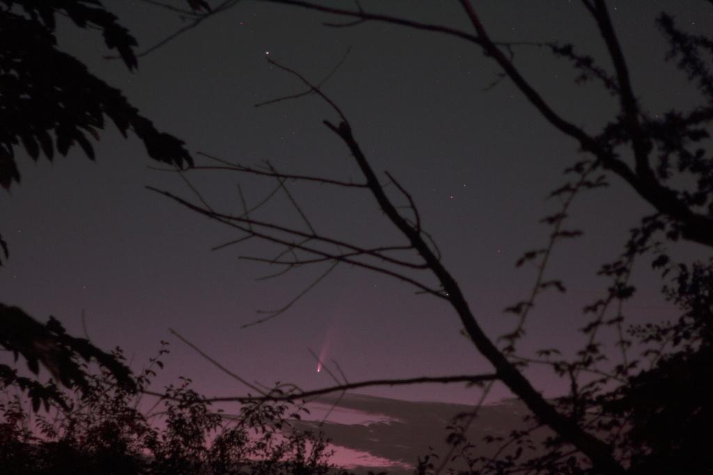 Comète C/2020 F3 NEOWISE Img_5410