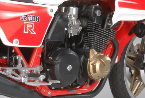 Honda CB 1100R Tamiya 1/6 16033-12