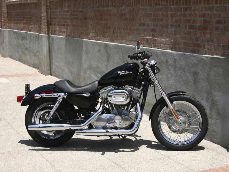 Harley Sporster 883 XLH au 1/9 Autre110
