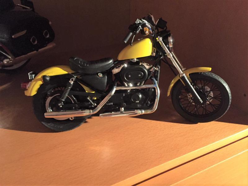 Harley Sporster 883 XLH au 1/9 Autre210