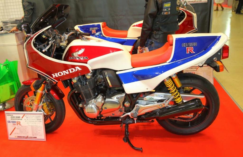 Honda CB 1100R Tamiya 1/6 Cb110010