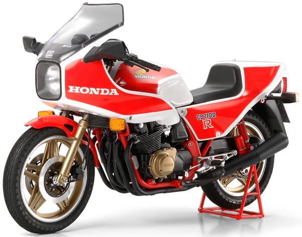 Honda CB 1100R Tamiya 1/6 L_160311