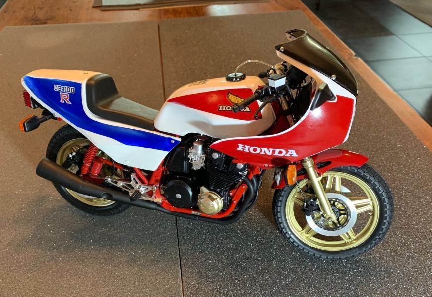 Honda CB 1100R Tamiya 1/6 Mini1031
