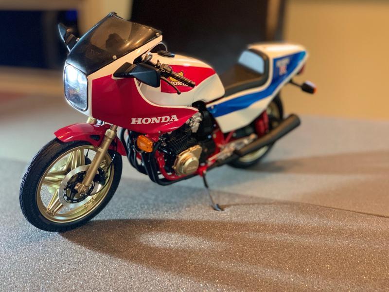 Honda CB 1100R Tamiya 1/6 Mini1032