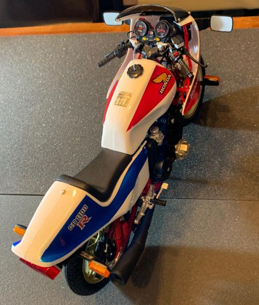 Honda CB 1100R Tamiya 1/6 Mini1034