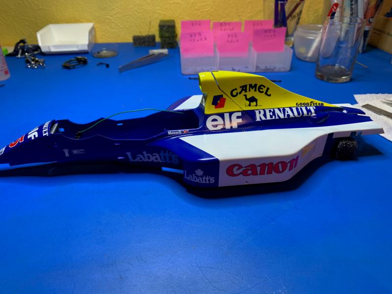F1 Williams Renault FW14B (1/12 Tamiya) - Page 3 Mini_126