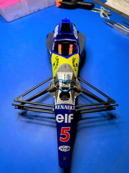 F1 Williams Renault FW14B (1/12 Tamiya) - Page 4 Mini_140