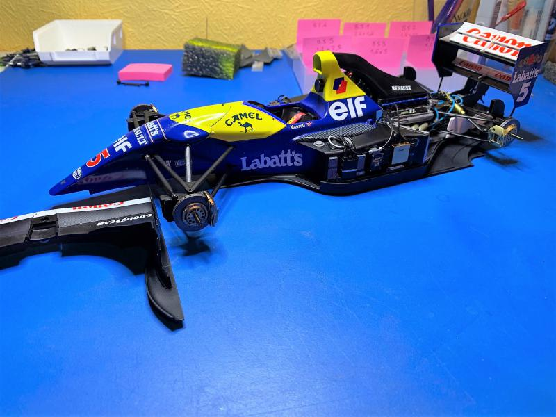 F1 Williams Renault FW14B (1/12 Tamiya) - Page 4 Mini_154