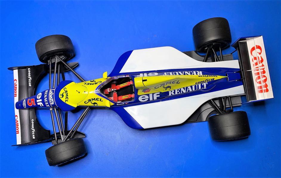 F1 Williams Renault FW14B (1/12 Tamiya) - Page 5 Mini_165