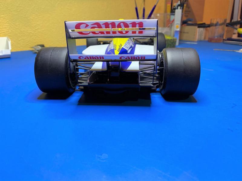 F1 Williams Renault FW14B (1/12 Tamiya) - Page 5 Mini_168