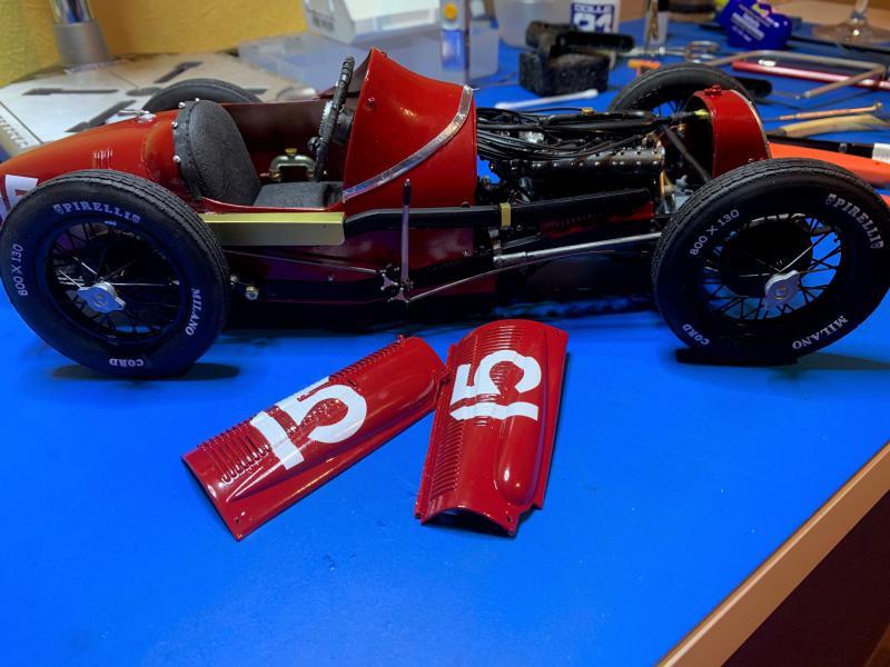 Fiat 806 Grand Prix 1927 1/12 - Page 4 Mini_288