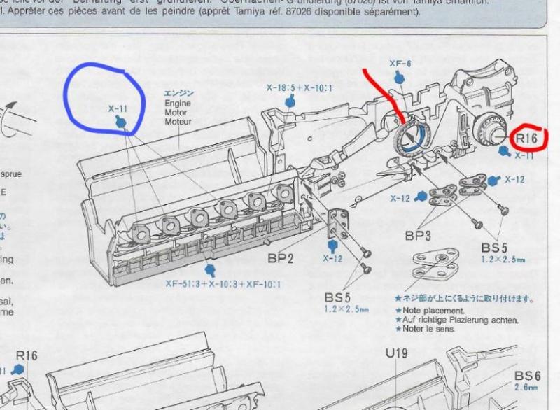 FERRARI F190 Alain Prost 1990, Tamiya 1/12 - Page 2 Mini_364