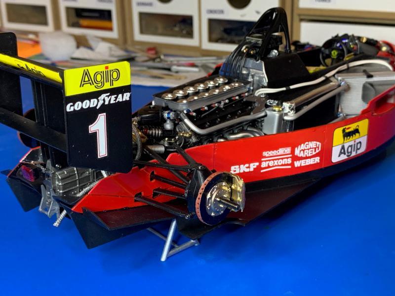 FERRARI F190 Alain Prost 1990, Tamiya 1/12 - Page 10 Mini_577