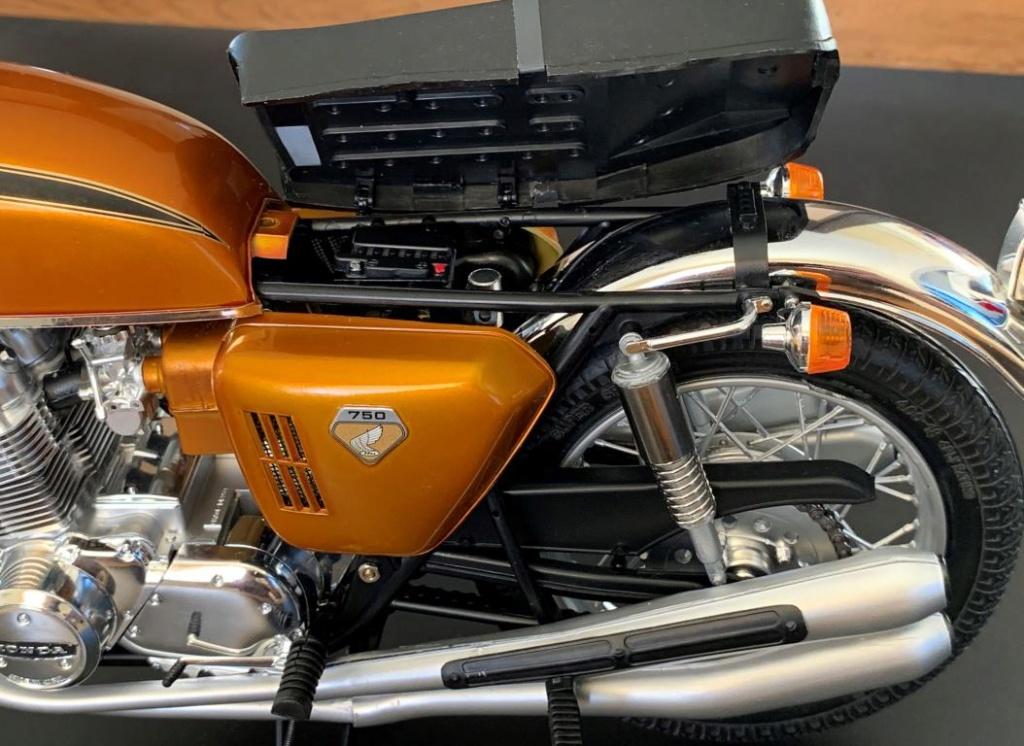 HONDA 750 Four AU 1/6 Mini_665