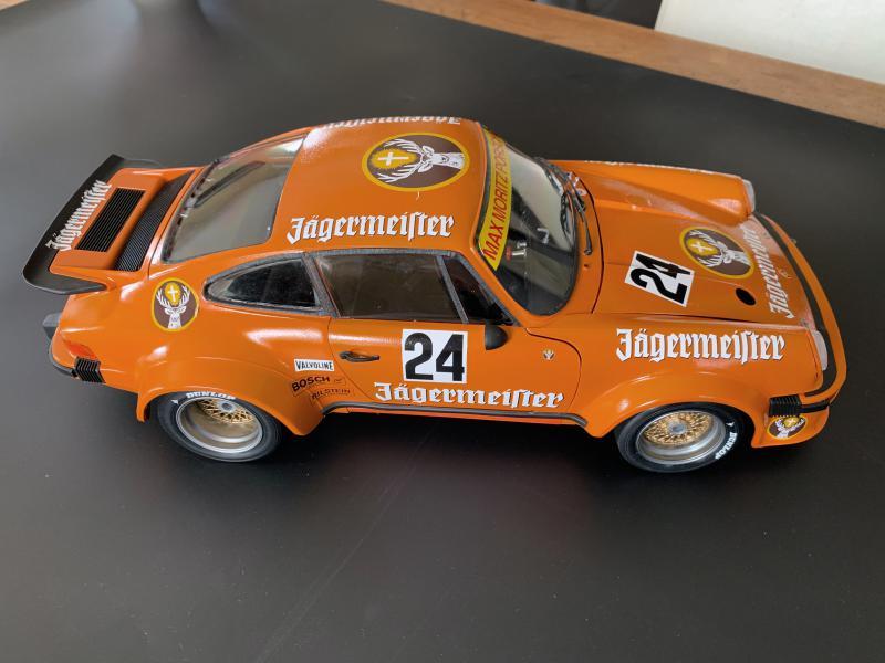 PORSCHE RSR 934 Jägermeister 1976, Tamiya 1/12 Mini_869