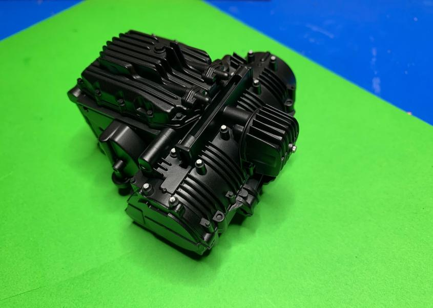 Honda CB 1100R Tamiya 1/6 Mini_945