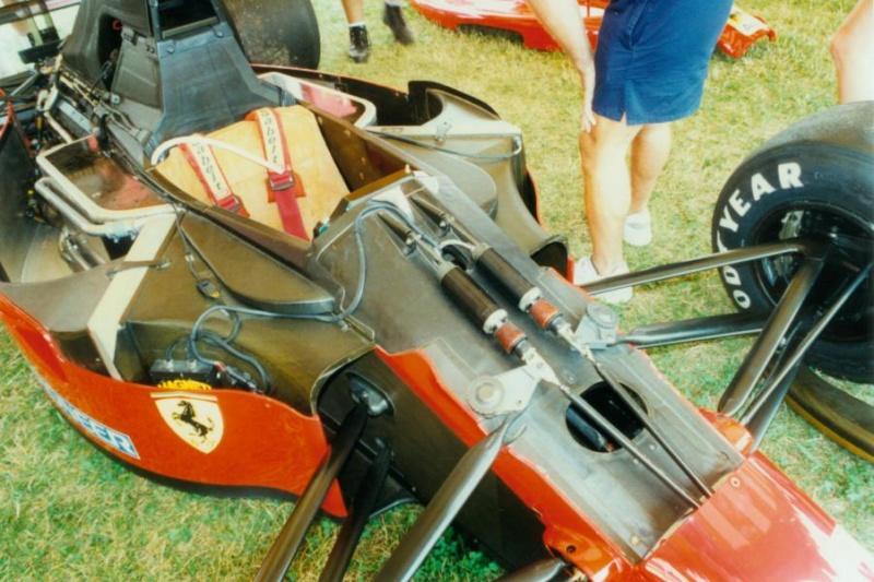FERRARI F190 Alain Prost 1990, Tamiya 1/12 Mini_c12