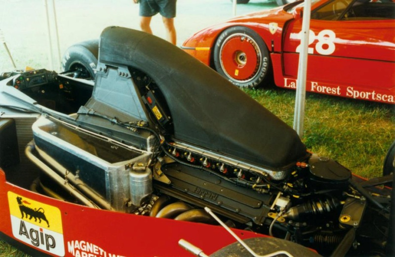 FERRARI F190 Alain Prost 1990, Tamiya 1/12 Mini_c13