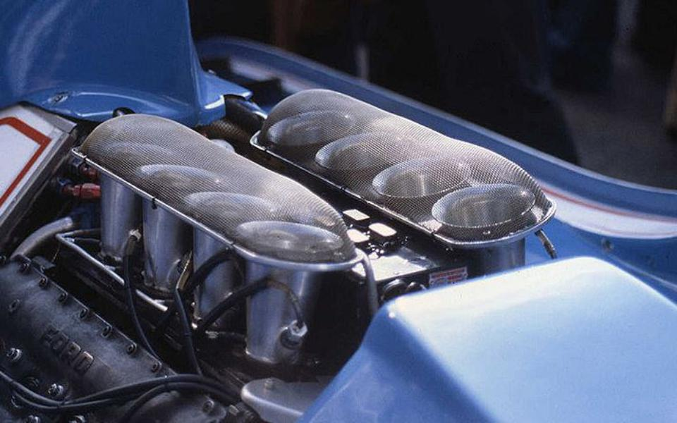 F1 Tyrell P34 (six roues) au 1/12 1976 Mini_c17