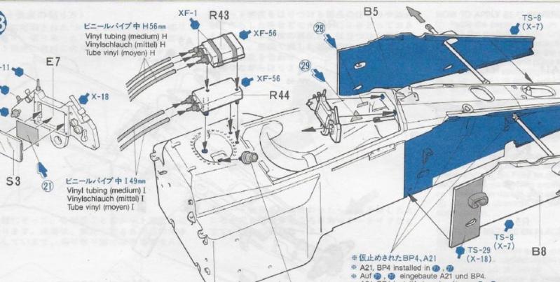 FERRARI F190 Alain Prost 1990, Tamiya 1/12 Mini_e10