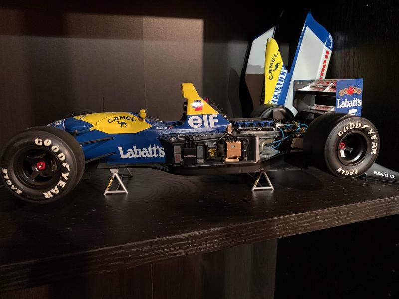 F1 Williams Renault FW14B (1/12 Tamiya) - Page 5 Mini_i66