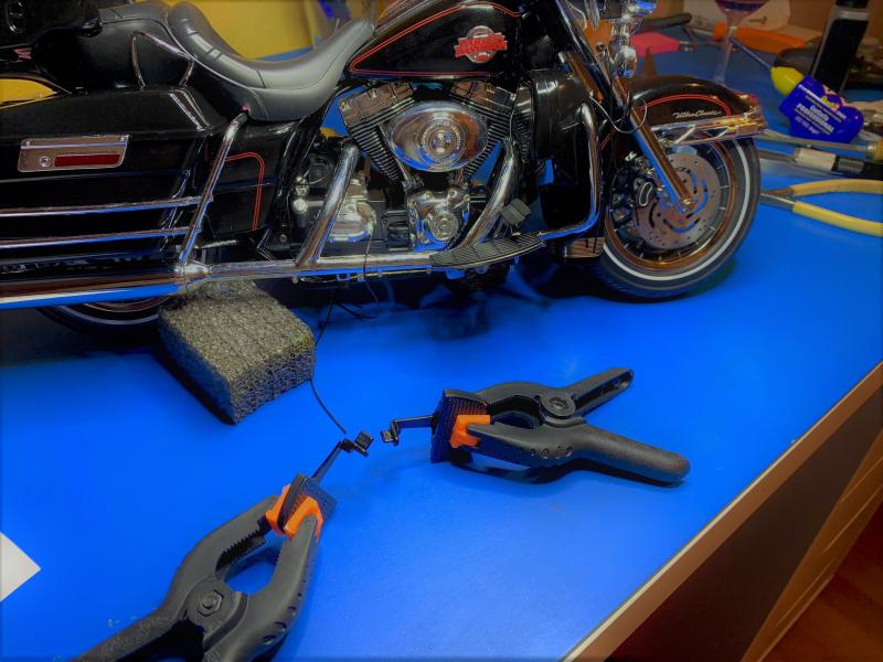 Harley Ultra Classic Electra Glide 1/6 - Page 2 Mini_w54