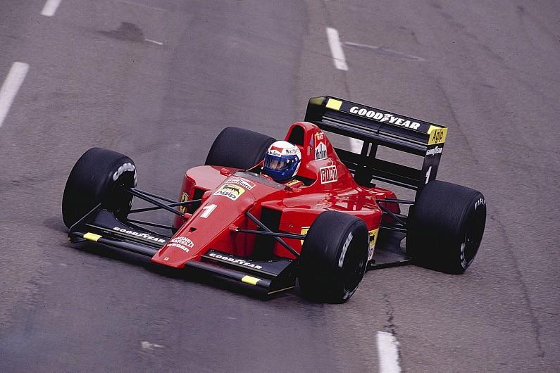 FERRARI F190 Alain Prost 1990, Tamiya 1/12 One10