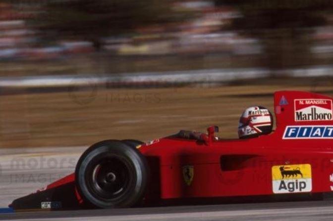 FERRARI F190 Alain Prost 1990, Tamiya 1/12 - Page 8 Ouie210
