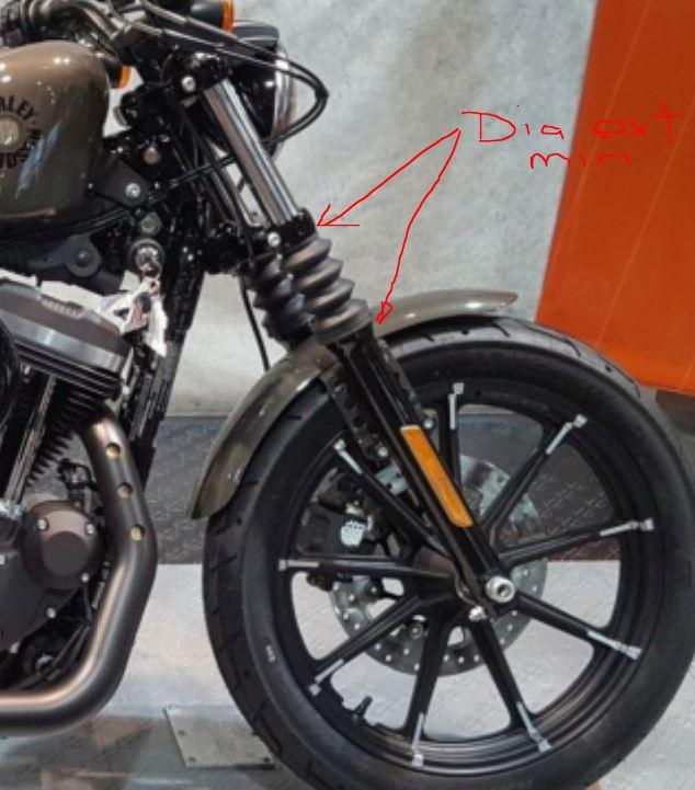 Harley Iron 883 au 1/9 Souffl10