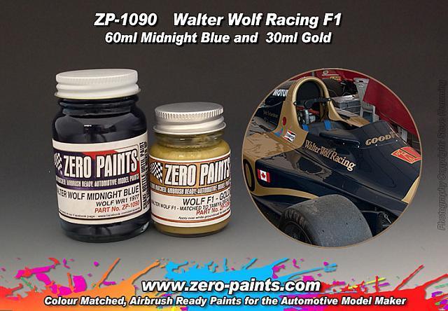 WOLF WR1 Ford 1978 1/12 Tamya (Jody Scheckter) Walter10