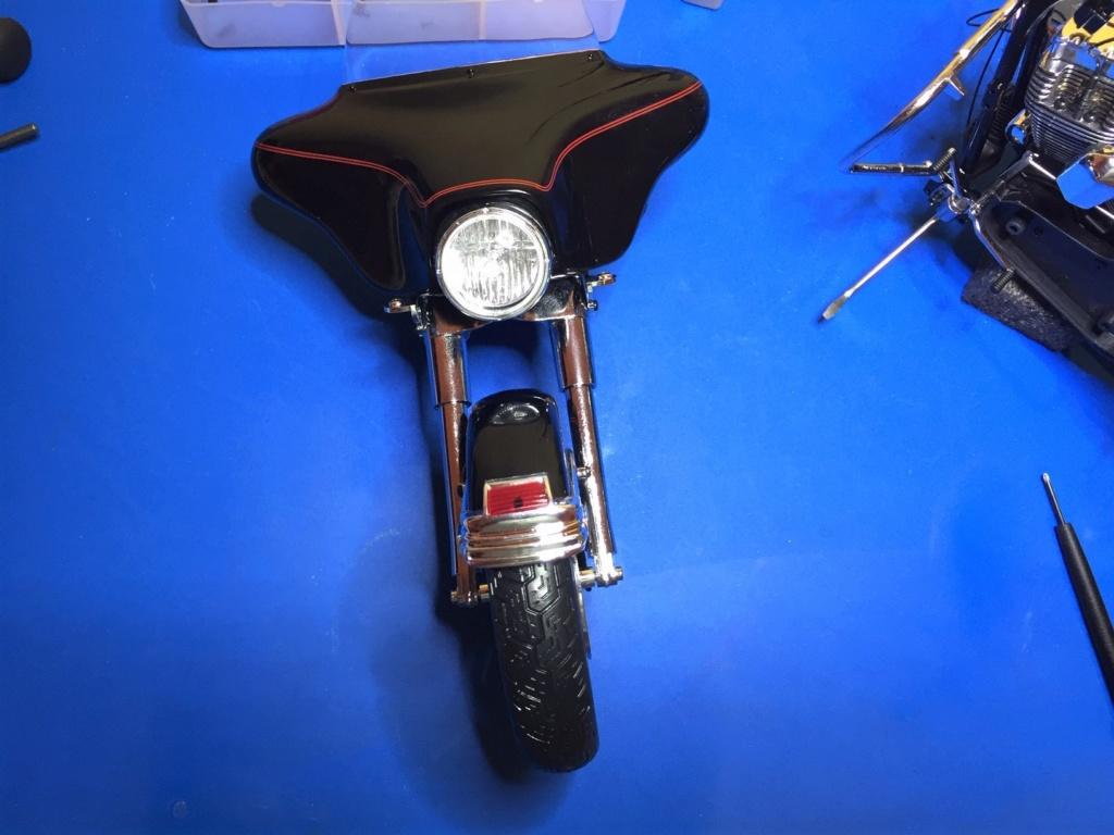 Harley Ultra Classic Electra Glide 1/6 Wip1710
