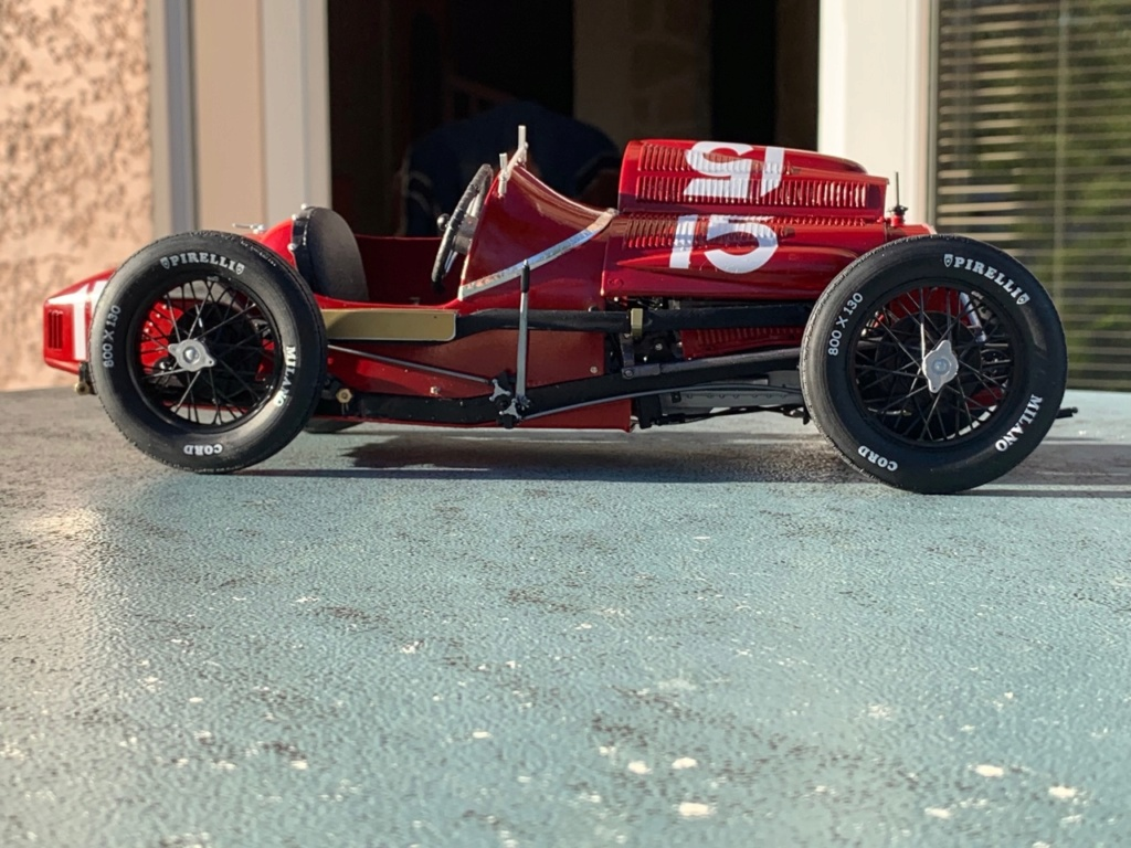 Fiat 806 Grand Prix 1927 1/12 - Page 4 Wip5510