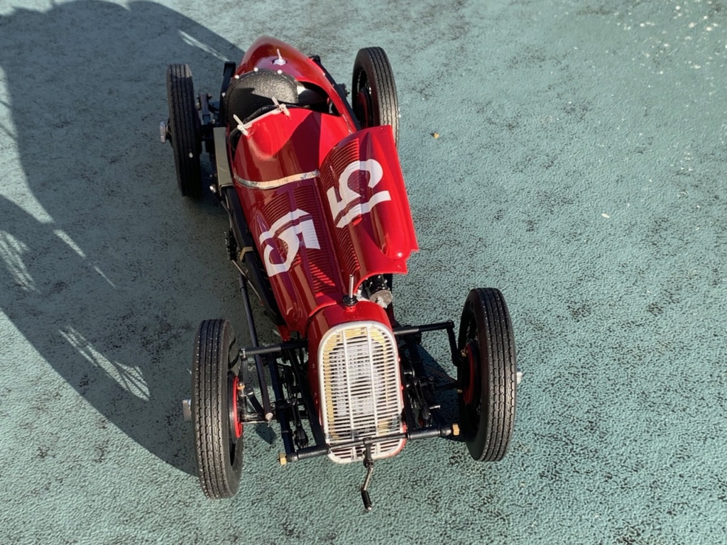 Fiat 806 Grand Prix 1927 1/12 - Page 4 Wip5710