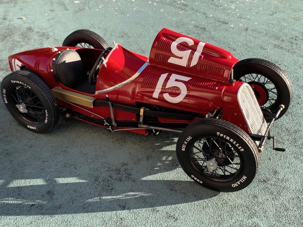 Fiat 806 Grand Prix 1927 1/12 - Page 4 Wip5810